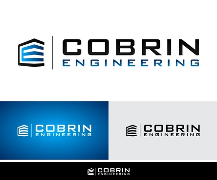 Cobrin Engineering A Logo, Monogram, or Icon  Draft # 377 by Graphicon
