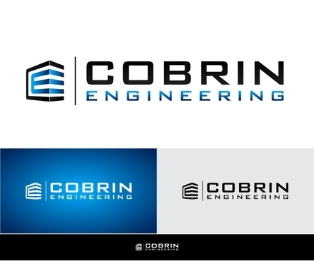 Cobrin Engineering A Logo, Monogram, or Icon  Draft # 387 by Graphicon