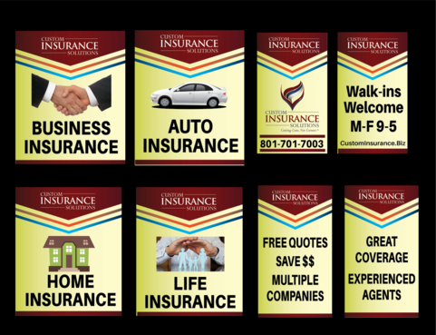 Custom Insurance Solutions Other  Draft # 41 by musammim97