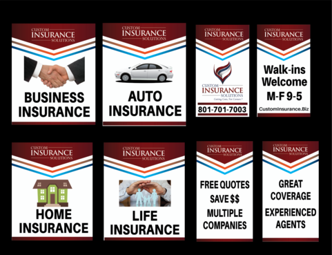 Custom Insurance Solutions Other  Draft # 42 by musammim97