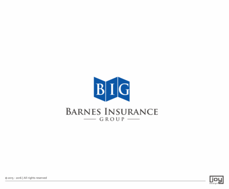Barnes Insurance Group A Logo, Monogram, or Icon  Draft # 73 by joysetiawan