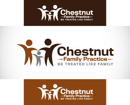 Chestnut Family practice A Logo, Monogram, or Icon  Draft # 28 by sallu