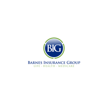 Barnes Insurance Group A Logo, Monogram, or Icon  Draft # 441 by ammarsgd