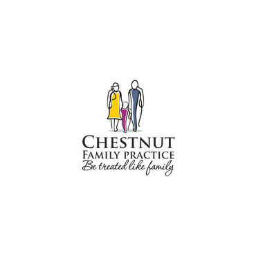 Chestnut Family practice Logo Winning Design by vikilogos