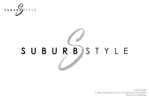 Suburb Style A Logo, Monogram, or Icon  Draft # 237 by validesign