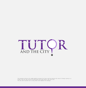 TUTOR AND THE CITY
