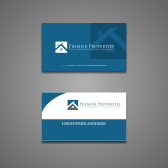 Property Management Business Cards and Stationery  Draft # 67 by G234TD4Y