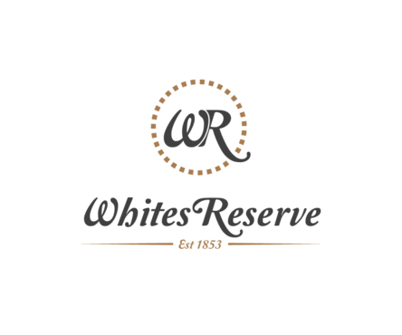 Whites  Reserve  Est 1853 A Logo, Monogram, or Icon  Draft # 137 by anijams