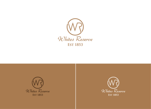 Whites  Reserve  Est 1853 A Logo, Monogram, or Icon  Draft # 139 by StillDunno