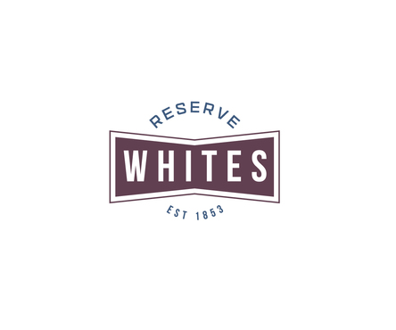 Whites  Reserve  Est 1853 A Logo, Monogram, or Icon  Draft # 181 by brandwork