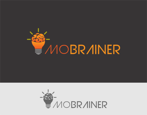 MoBrainer -- possibly; depends on what looks better A Logo, Monogram, or Icon  Draft # 53 by absolutfre