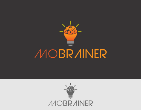MoBrainer -- possibly; depends on what looks better A Logo, Monogram, or Icon  Draft # 54 by absolutfre
