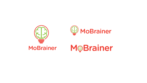 MoBrainer -- possibly; depends on what looks better A Logo, Monogram, or Icon  Draft # 60 by JoseLuiz