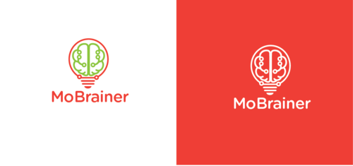MoBrainer -- possibly; depends on what looks better A Logo, Monogram, or Icon  Draft # 72 by JoseLuiz