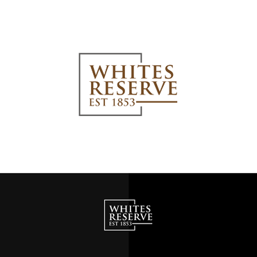 Whites  Reserve  Est 1853 A Logo, Monogram, or Icon  Draft # 192 by UniqueGrafix