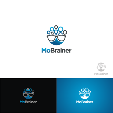 MoBrainer -- possibly; depends on what looks better A Logo, Monogram, or Icon  Draft # 91 by hubes