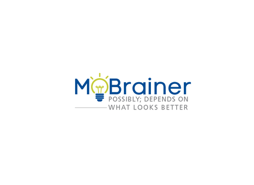 MoBrainer -- possibly; depends on what looks better A Logo, Monogram, or Icon  Draft # 115 by musammim97