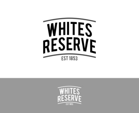 Whites  Reserve  Est 1853 A Logo, Monogram, or Icon  Draft # 219 by simpleway