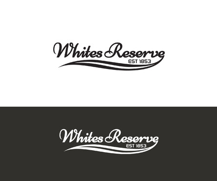 Whites  Reserve  Est 1853 A Logo, Monogram, or Icon  Draft # 235 by Designeye