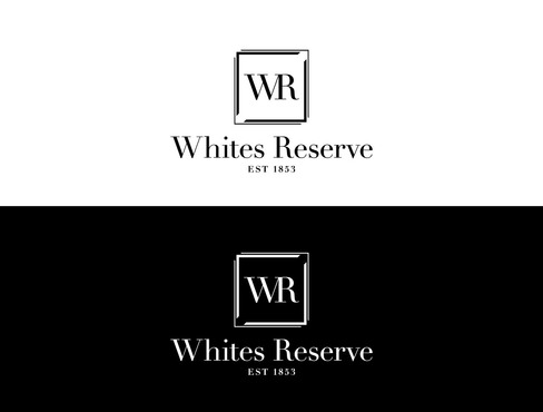 Whites  Reserve  Est 1853 A Logo, Monogram, or Icon  Draft # 240 by doraemon