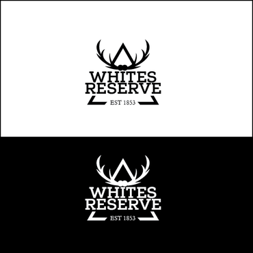 Whites  Reserve  Est 1853 A Logo, Monogram, or Icon  Draft # 259 by cracuz09