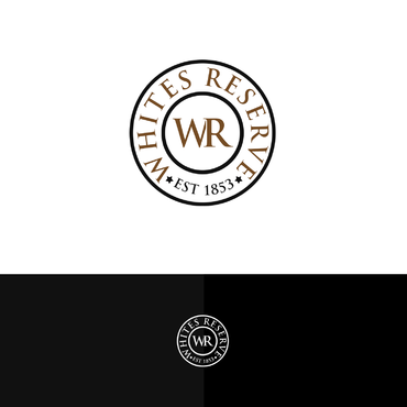 Whites  Reserve  Est 1853 A Logo, Monogram, or Icon  Draft # 277 by UniqueGrafix