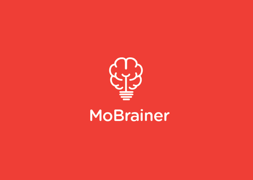 MoBrainer -- possibly; depends on what looks better A Logo, Monogram, or Icon  Draft # 145 by JoseLuiz