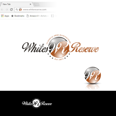 Whites  Reserve  Est 1853 A Logo, Monogram, or Icon  Draft # 293 by Tensai971