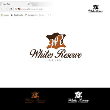Whites  Reserve  Est 1853 A Logo, Monogram, or Icon  Draft # 304 by Tensai971