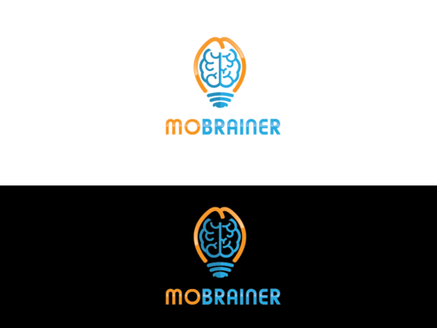 MoBrainer -- possibly; depends on what looks better A Logo, Monogram, or Icon  Draft # 162 by ThorJack