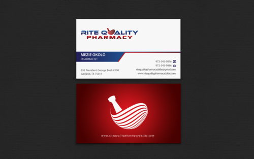 Business cards and stationery  Business Cards and Stationery Winning Design by einsanimation