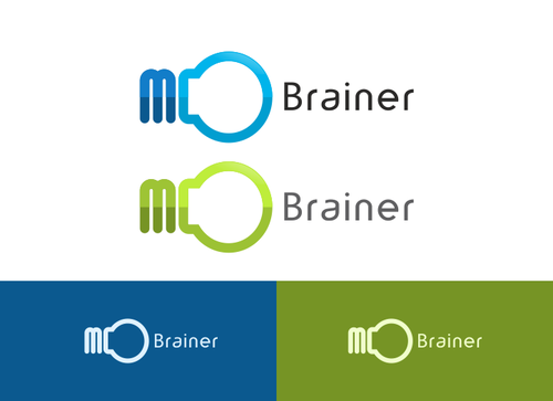 MoBrainer -- possibly; depends on what looks better A Logo, Monogram, or Icon  Draft # 185 by keicar