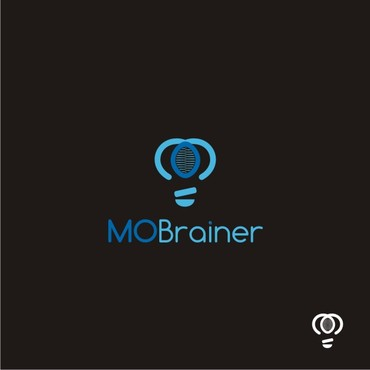 MoBrainer -- possibly; depends on what looks better A Logo, Monogram, or Icon  Draft # 199 by fitri87