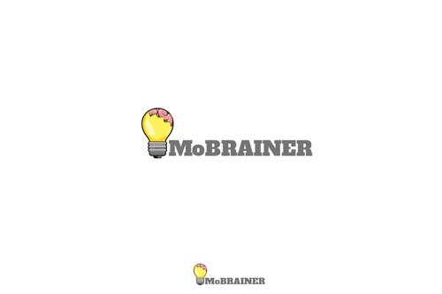 MoBrainer -- possibly; depends on what looks better A Logo, Monogram, or Icon  Draft # 211 by IamSoya