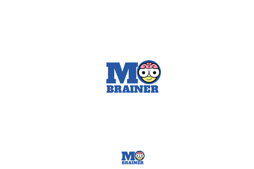MoBrainer -- possibly; depends on what looks better A Logo, Monogram, or Icon  Draft # 212 by IamSoya