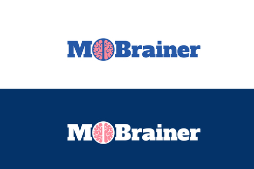 MoBrainer -- possibly; depends on what looks better A Logo, Monogram, or Icon  Draft # 215 by IamSoya