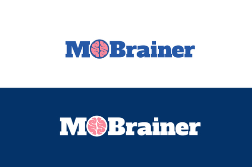 MoBrainer -- possibly; depends on what looks better A Logo, Monogram, or Icon  Draft # 216 by IamSoya