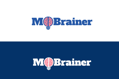 MoBrainer -- possibly; depends on what looks better A Logo, Monogram, or Icon  Draft # 217 by IamSoya