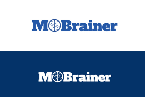MoBrainer -- possibly; depends on what looks better A Logo, Monogram, or Icon  Draft # 218 by IamSoya