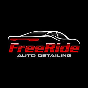 Logo For Auto Detailing Company By Freerideauto