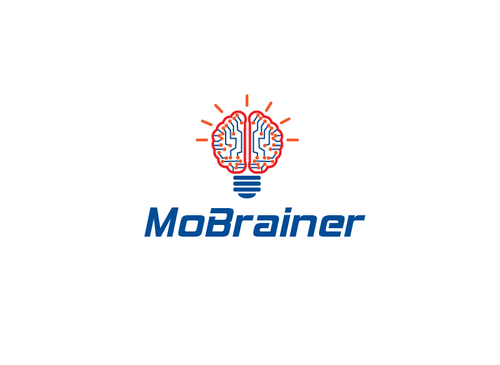 MoBrainer -- possibly; depends on what looks better A Logo, Monogram, or Icon  Draft # 220 by musammim97