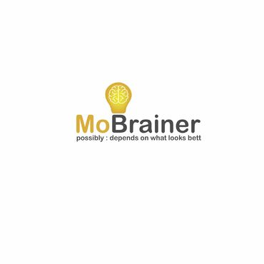 MoBrainer -- possibly; depends on what looks better A Logo, Monogram, or Icon  Draft # 221 by daniel88