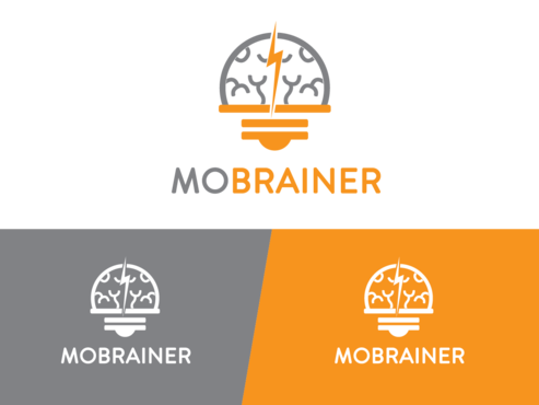 MoBrainer -- possibly; depends on what looks better A Logo, Monogram, or Icon  Draft # 222 by ThorJack