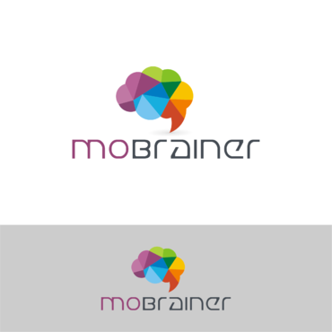 MoBrainer -- possibly; depends on what looks better A Logo, Monogram, or Icon  Draft # 226 by absolutfre