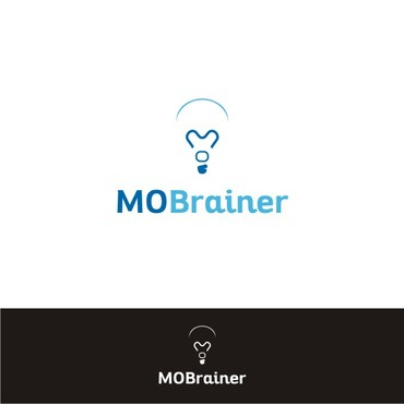 MoBrainer -- possibly; depends on what looks better A Logo, Monogram, or Icon  Draft # 228 by fitri87