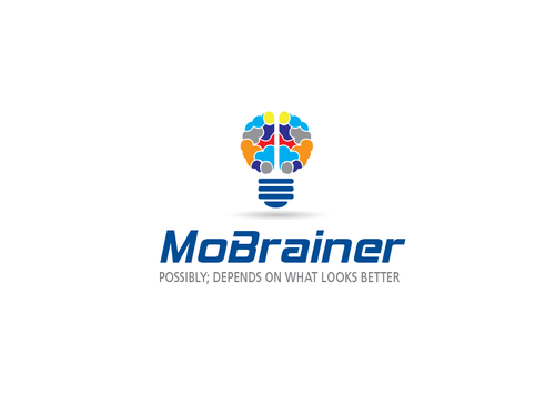 MoBrainer -- possibly; depends on what looks better A Logo, Monogram, or Icon  Draft # 232 by musammim97
