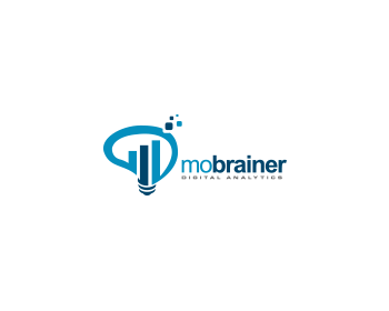 MoBrainer -- possibly; depends on what looks better A Logo, Monogram, or Icon  Draft # 235 by falconisty