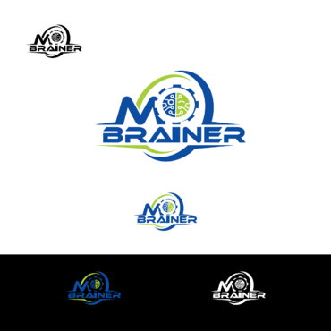 MoBrainer -- possibly; depends on what looks better A Logo, Monogram, or Icon  Draft # 237 by Tensai971