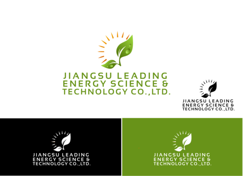 Jiangsu Leading Energy Science & Technology Co.,Ltd. A Logo, Monogram, or Icon  Draft # 82 by dicor78