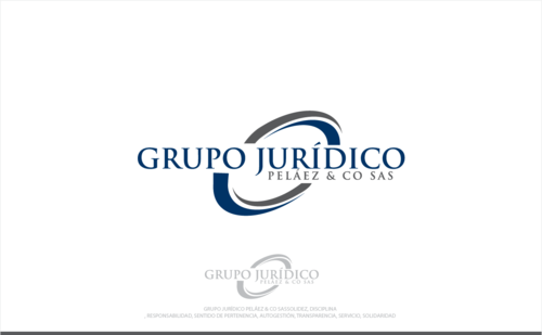 Grupo Jurídico Peláez & CO SAS A Logo, Monogram, or Icon  Draft # 45 by Arehman